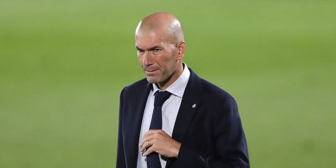 Zidane : Kami Dan Cadiz Punya Motivasi Yang Sama