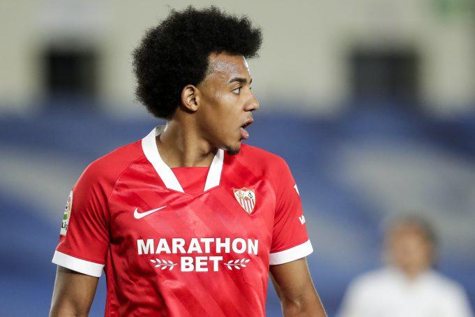Arsenal, Chelsea Memimpin Man United Untuk Bek Sevilla, Jules Kounde