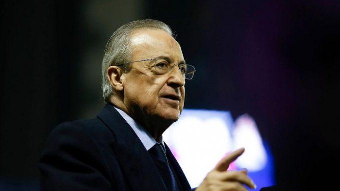 Presiden LaLiga, Tebas Mengecam Presiden Real Madrid