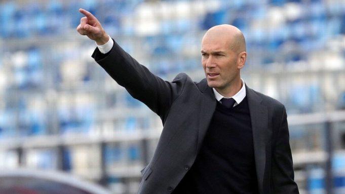 Florentino : Saya Belum Membaca Surat Perpisahan Zidane