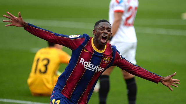 Manchester City Ingin Datangkan Ousmane Dembele