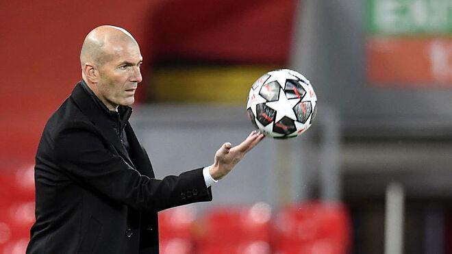 Zidane Memberikan Kejutan Di Sesi Latihan Rodez