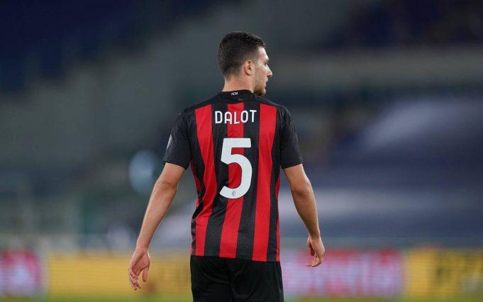 Real Madrid, Dan AC Milan Tertarik Pada Diogo Dalot?