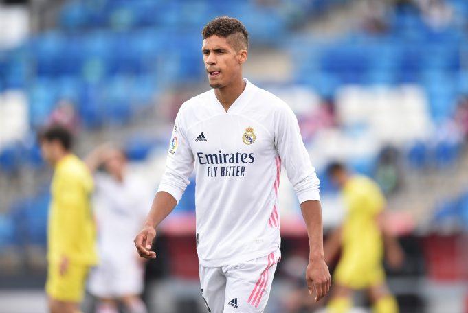Real Madrid Dan Man United Sangat Dekat Untuk Varane