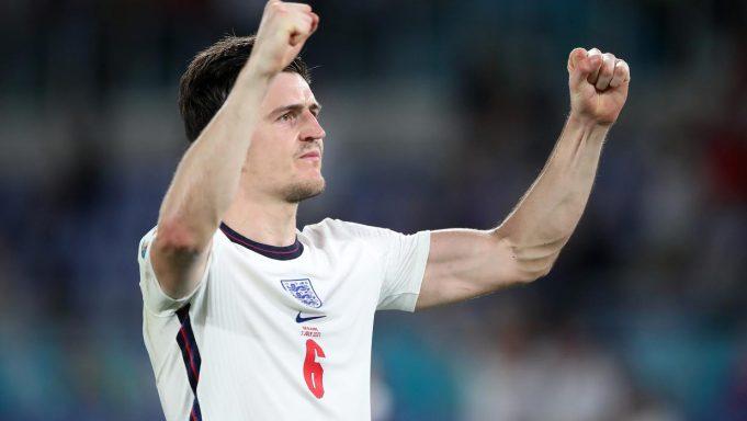 Maguire : Grup Inggris Ini Tidak Puas Dengan Semifinal