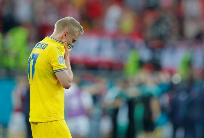 Oleks Zinchenko : Terimasih Kepada Fans Atas Dukungannya