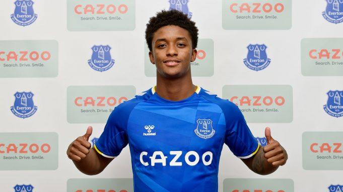 RESMI : Everton Datangkan Pemain Bayer Leverkusen, Demarai Gray