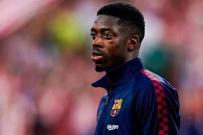 Man United Dalam Kontak Dengan Pemain Barcelona, Ousmane Dembele