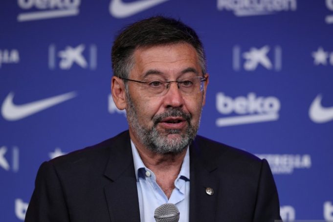 Maria Bartomeu Serang Balik Manajemen Barcelona Saat Ini