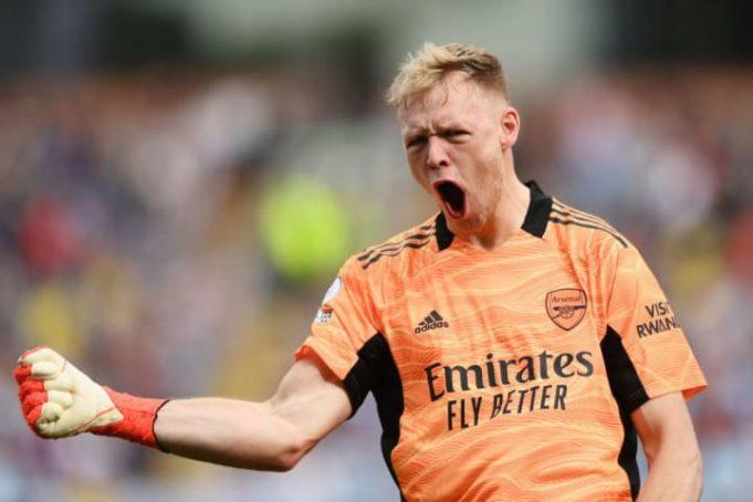 Aaron Ramsdale Sadar Datang Saat Arsenal Dalam Masa Transisi